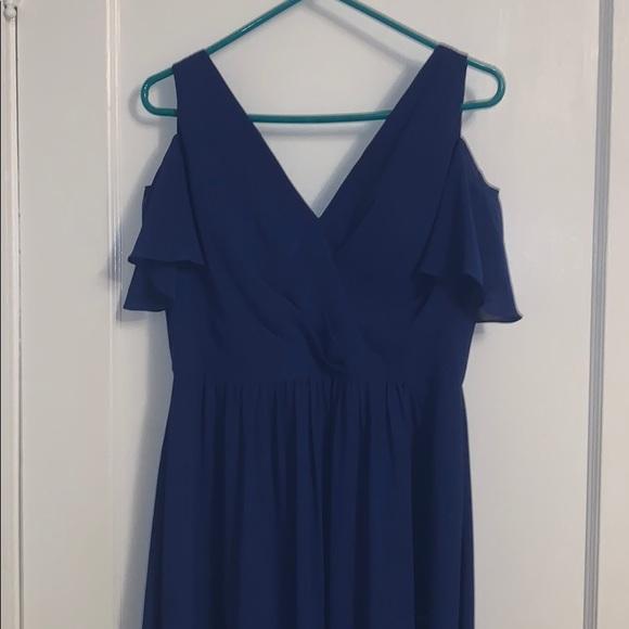Jasmine Dresses & Skirts - Blue Bridesmaid Dress